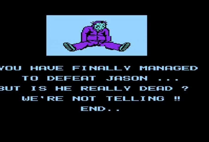 Getting Into The Halloween Spirit With Friday The 13th On NES