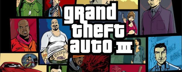 Grand Theft Auto III Released 15 Years Ago Today