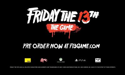Friday The 13th: The Game - #GTUSA 1