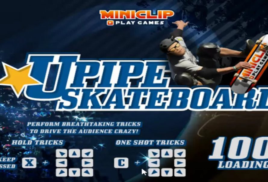 Upipe Skateboard – Free To Play Mobile Game
