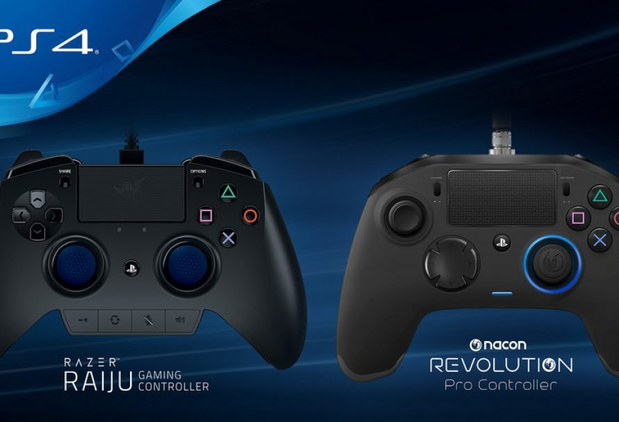 2 New Third-Party Controllers Coming To PS4