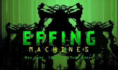 Effing Machines - #GTUSA 1