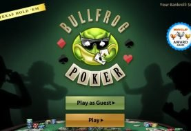 Bullfrog Poker - Free To Play Mobile Game