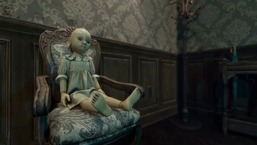 Weeping Doll - #GTUSA 1