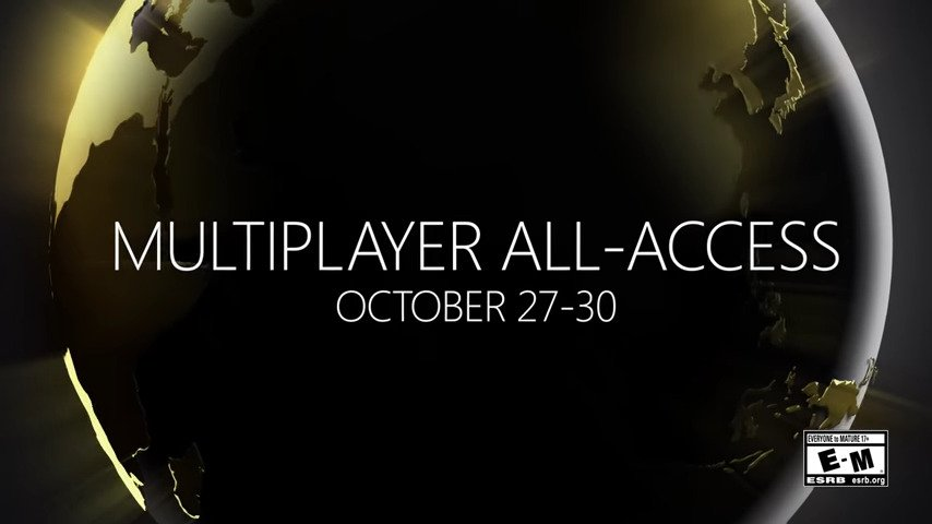 Multiplayer All Access Event - #GTUSA 1