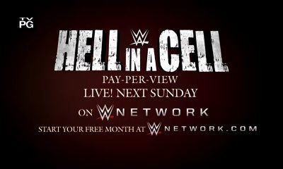 WWE Hell in a Cell 2016 - #GTUSA 1