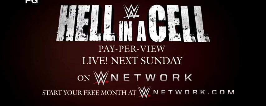 """""""WWE's Hell In A Cell 2016"""" Will Be Live & Brutal Tomorrow"""