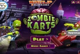 Zombie Karts - Free To Play Mobile Game