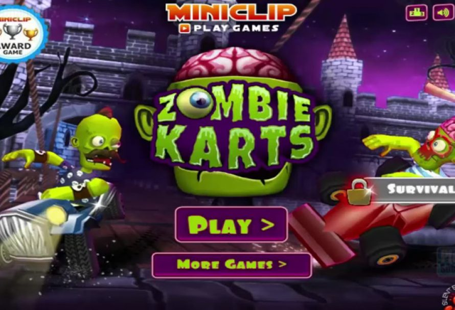 Zombie Karts – Free To Play Mobile Game