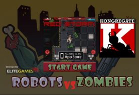 Robots vs Zombi - Free To Play Browser Game
