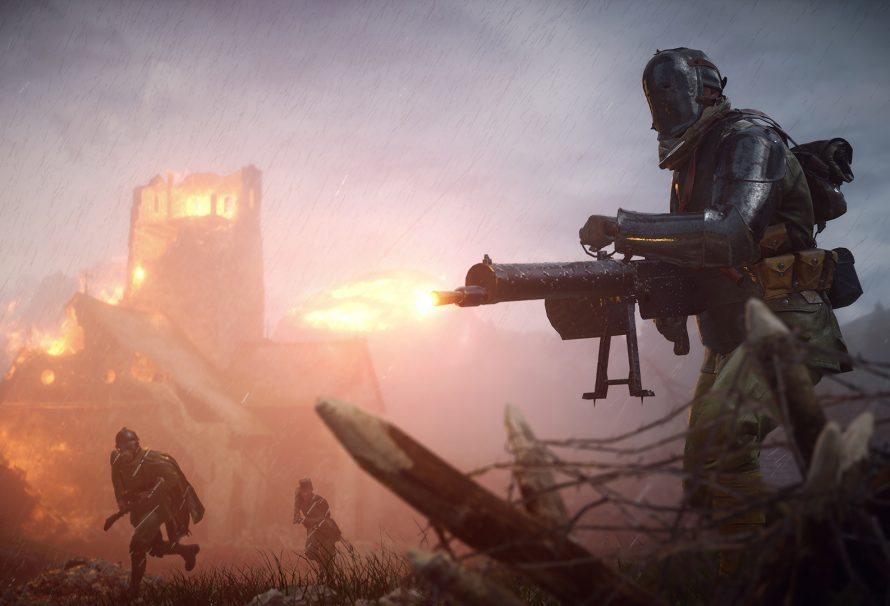 Battlefield 1 Cinematic Directors Making Movie About Female Millitary Assassin