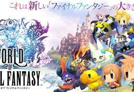 World Of Final Fantasy PS4/PS Vita Demo Is Now Available