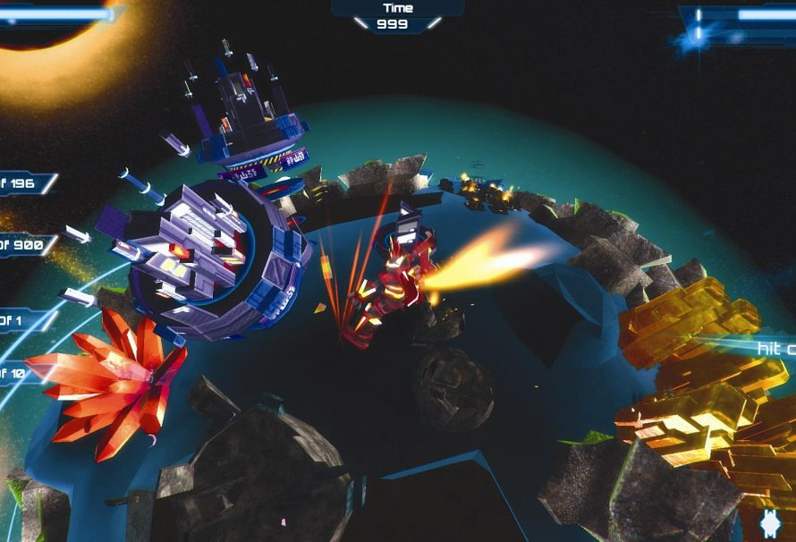 Space Overlords Set To Release On Playstation Platforms In Early December