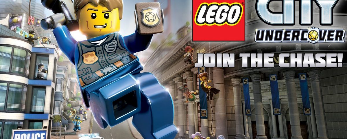'LEGO CITY UNDERCOVER' Is Coming To All Platforms Including Switch In 2017