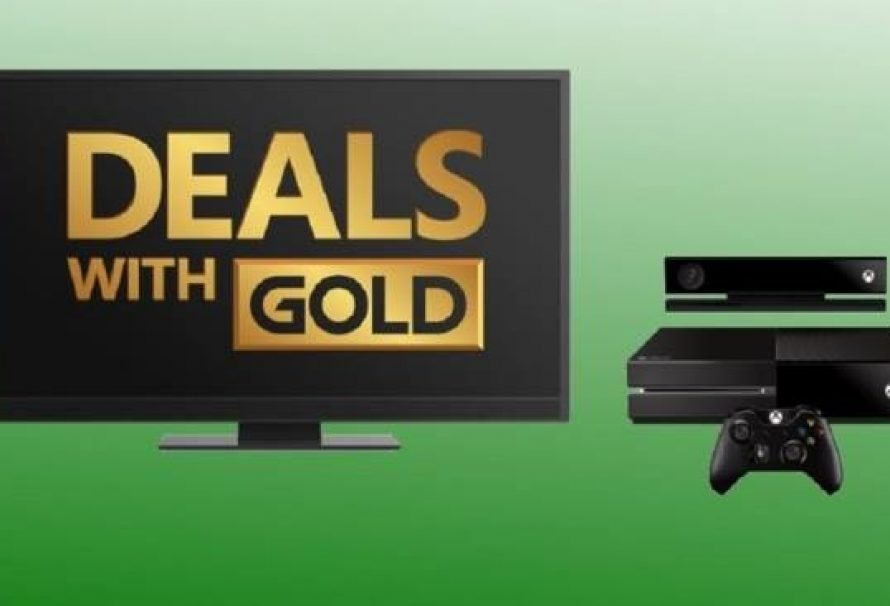 Xbox Deals with Gold Sale 12/13-12/19