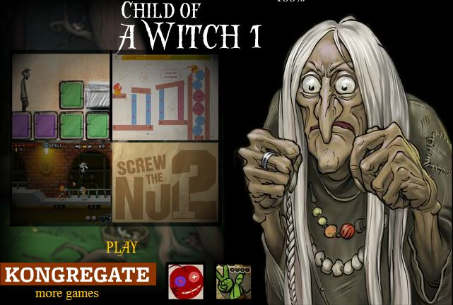 Child of a Witch 1 - #GTUSA 1
