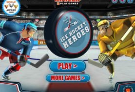 Ice Hockey Heroes - Free To Play Mobile Game