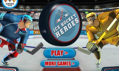Ice Hockey Heroes - #GTUSA 1