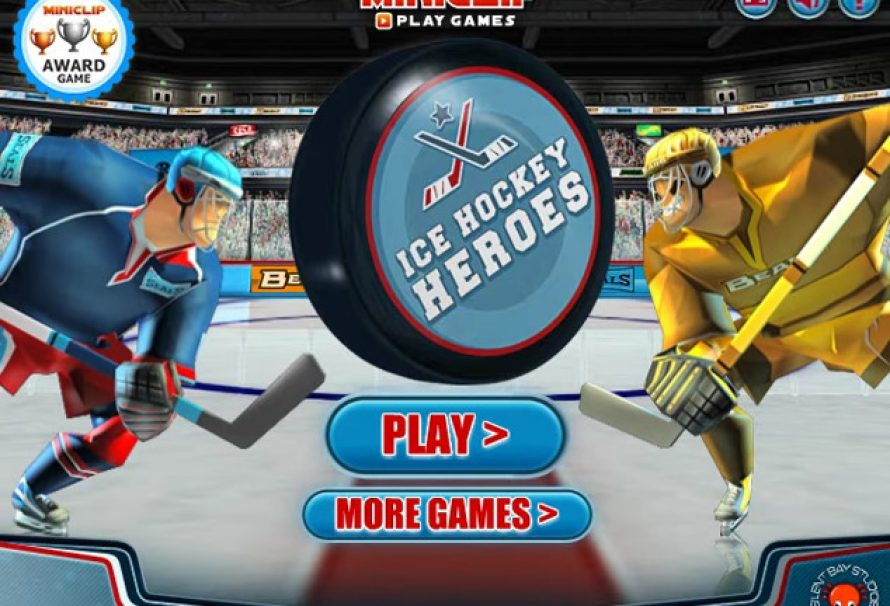 Ice Hockey Heroes Free To Play Mobile Game Gametraders Usa