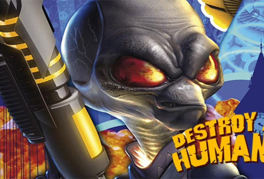 """""""Destroy All Humans"""" Gets Ported To PlayStation 4"""