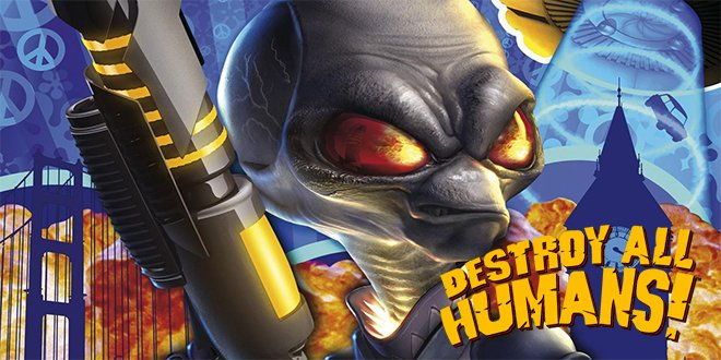 Destroy All Humans - #GTUSA 1