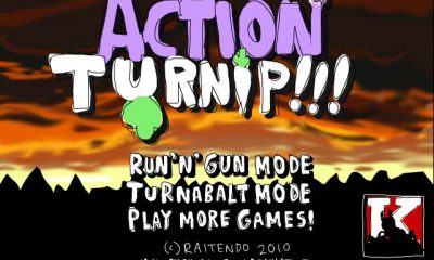 ACTION TURNIP!!! - #GTUSA 1