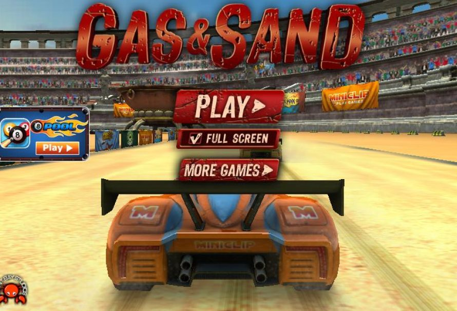 Gas & Sand – Free To Play Mobile Game