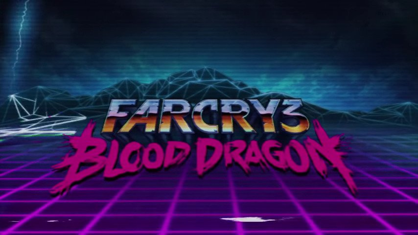 Far Cry 3: Blood Dragon - #GTUSA 1