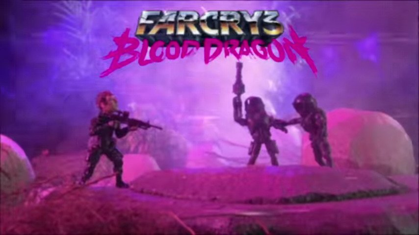 Far Cry 3: Blood Dragon - #GTUSA 2