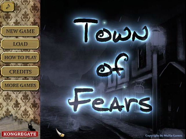 Town of Fears - #GTUSA 1
