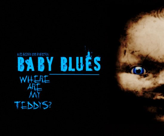 Baby Blues PC Game Horror - #GTUSA 2