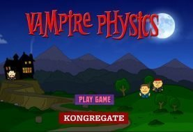 Vampire Physics - Free To Play Browser Game