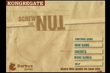 Screw the Nut - #GTUSA 1