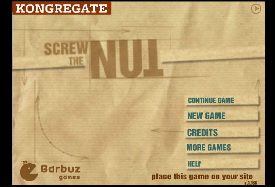 Screw the Nut – Free To Play Browser Game