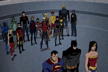 Young Justice Season 3 Returns - #GTUSA 1