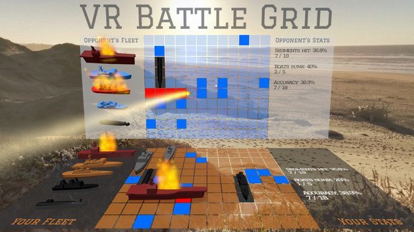 VR Battle Grid - #GTUSA 2