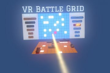 VR Battle Grid Battleship - #GTUSA 3