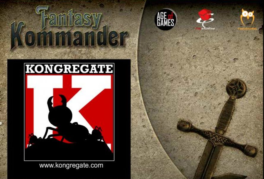 Fantasy Kommander – Free To Play Browser Game