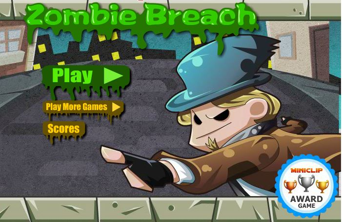 zombie breach free to play mobile game gametraders usa