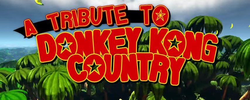 A Tribute To Donkey Kong Country (Fan-Made) – Free PC Download