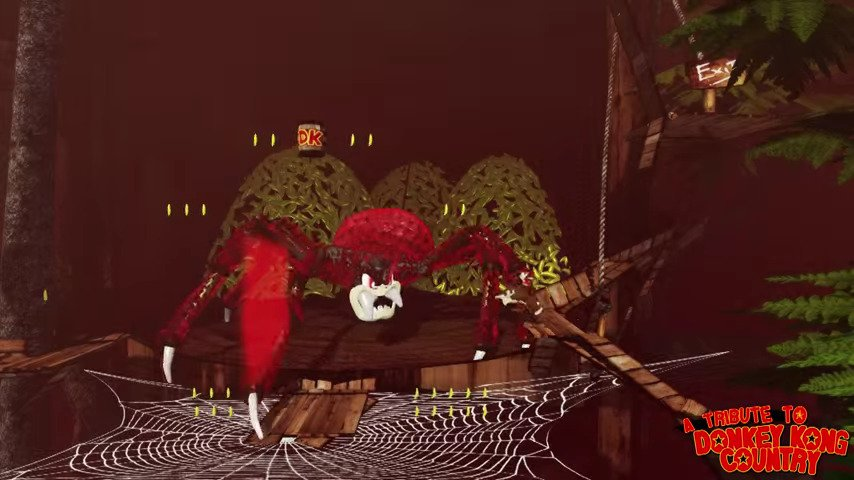 A Tribute To Donkey Kong Country - #GTUSA 2