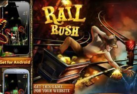 Rail Rush - Free To Play Mobile Game