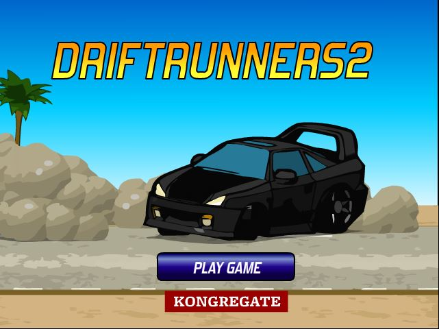 Drift Runners 2 - #GTUSA 1