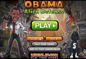 Obama Alien Defense - Free To Play Mobile Game