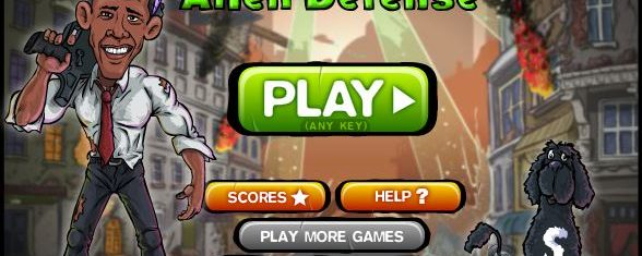 Obama Alien Defense – Free To Play Mobile Game