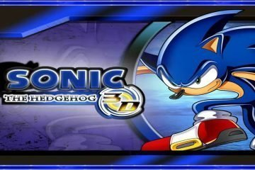 Sonic The Hedgehog 3D - #GTUSA 1