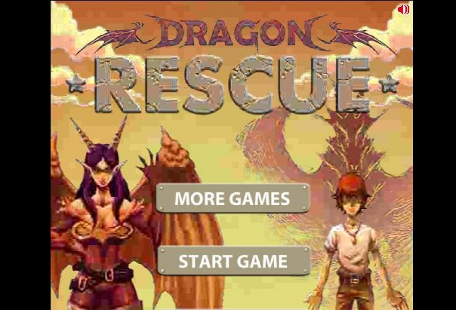 Dragon Rescue – Free To Play Browser Game