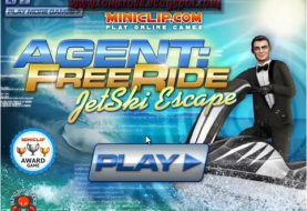 Agent Freeride 2 - Free To Play Mobile Game