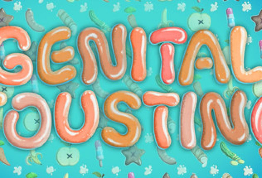 """Genital Jousting"" – The Penis Party Game"