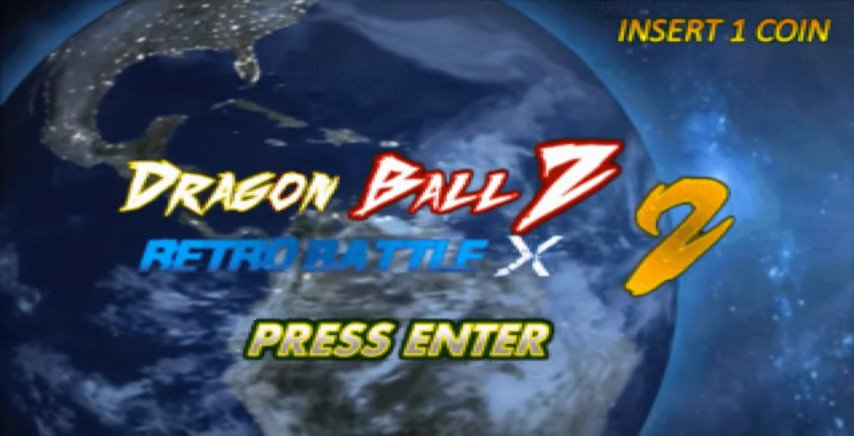 Dragon Ball Z : Retro Battle X 2 - #GTUSA 2